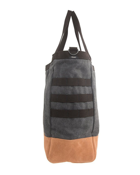 Bravo - Range Block III Bag - Washed Canvas Black