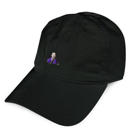 40s & Shorties - Raw Dad Hat - Black