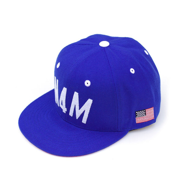In4mation - Spring Prestige Snapback - Royal Blue