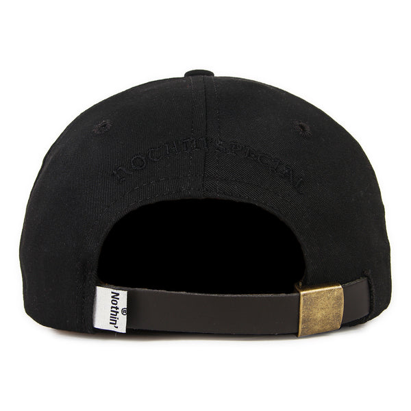 Nothin' Special - Suck 6-Panel Cap - Black