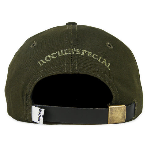 Nothin' Special - Suck 6-Panel Cap - Olive