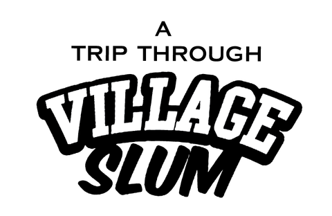 Village Slum - Chris Rock and Rakim NYC 2010 by Mel D Cole - N/A