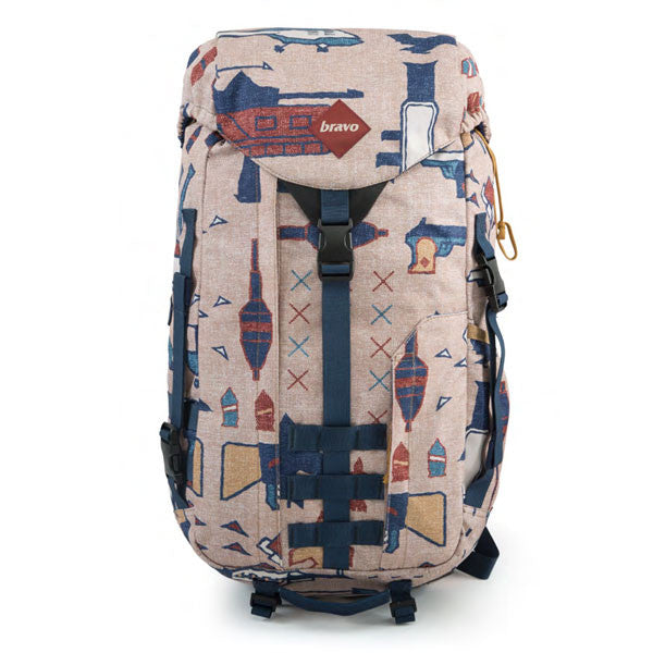 Bravo - Sierra Block I Backpack - War Rug/Natural