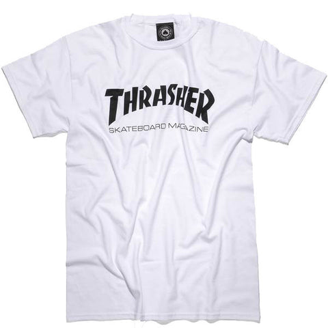 Thrasher - Skate Mag T-Shirt - White