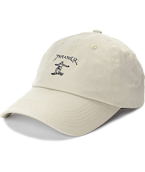 Thrasher - Gonz Old Timer Hat - Tan