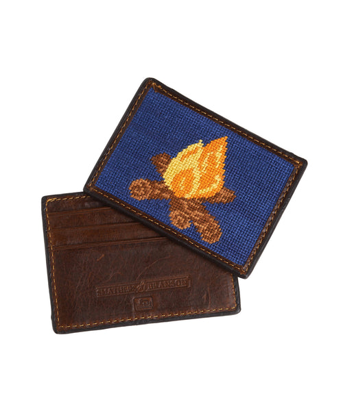 Woolrich White Label - S&B Card Wallet - Campfire