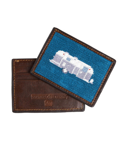 Woolrich White Label - S&B Card Wallet - Happy Camper