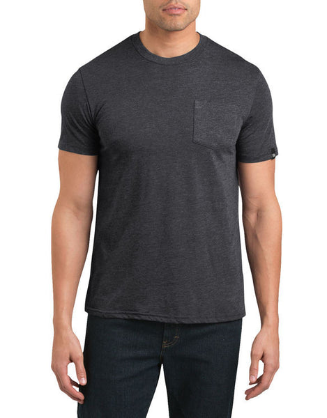 Dickies '67 - Short Sleeve Pocket T-Shirt - Dark Grey Heather