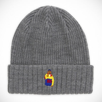 Acapulco Gold - Chef Beanie - Heather Grey