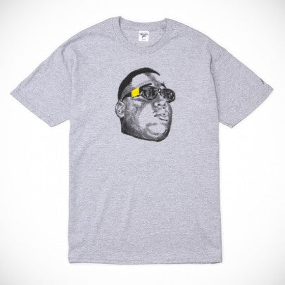 Acapulco Gold - Frank White Tee - Heather Grey