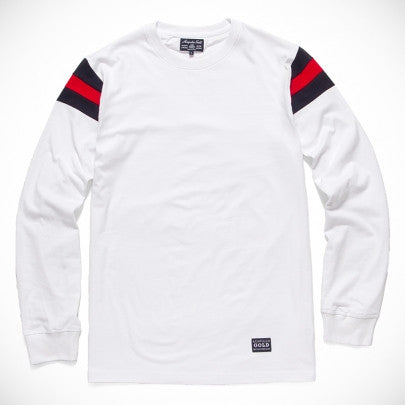 Acapulco Gold - On Field L/S Shirt - White