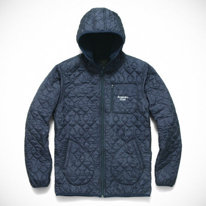 Acapulco Gold - Outland Quilted Jacket - Navy Camo