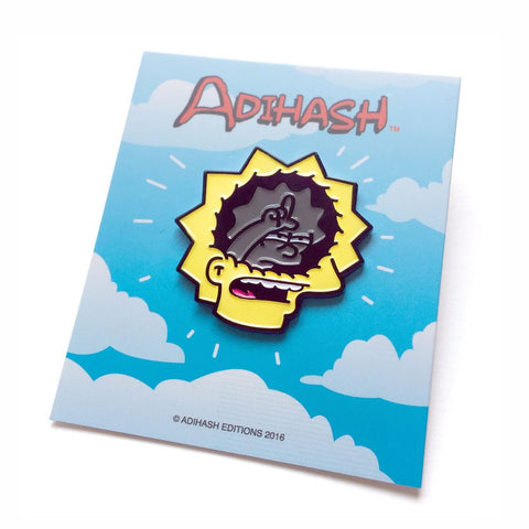 Adihash Editions - Lisa Pin - Black