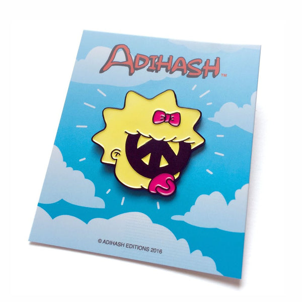 Adihash Editions - Maggie Pin - Black