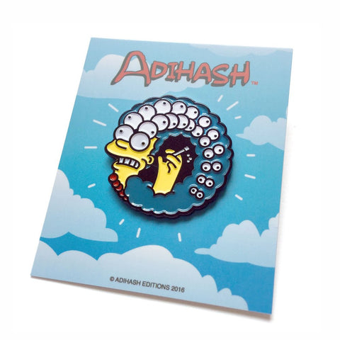 Adihash Editions - Marge Pin - Black