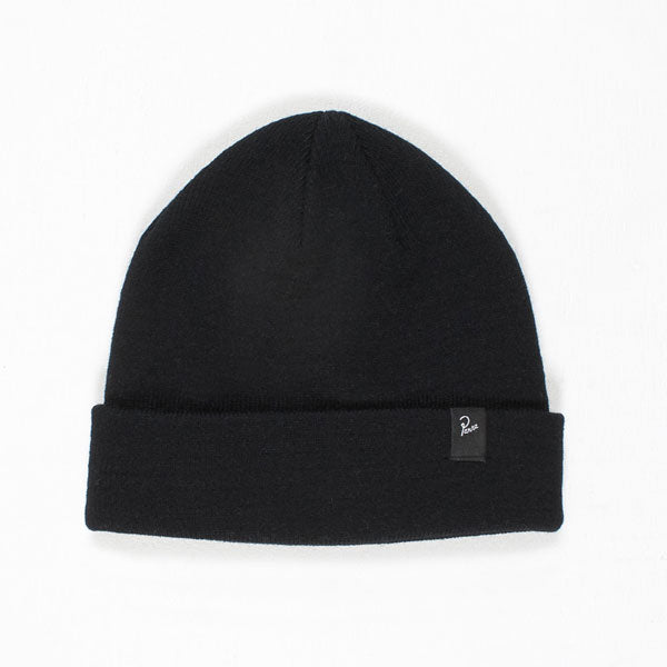 By Parra - Signature Beanie - Black