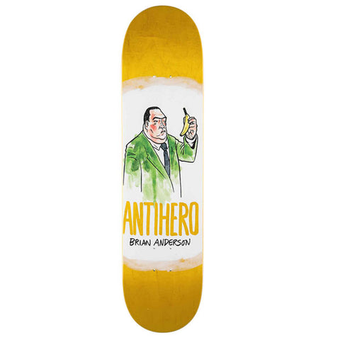 Anti Hero - Anderson Devolution Deck - 8.12""