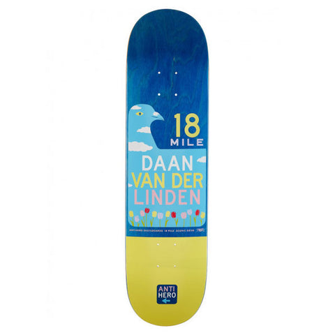 Anti Hero - DAAN Scenic Drive Deck - 8.06""
