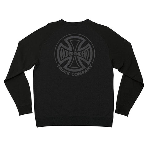 Independent - Sub Crewneck Sweater - Black