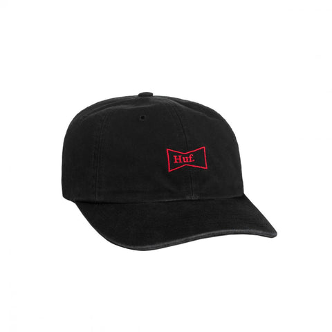 HUF - Drink Up 6 Panel Cap - Black