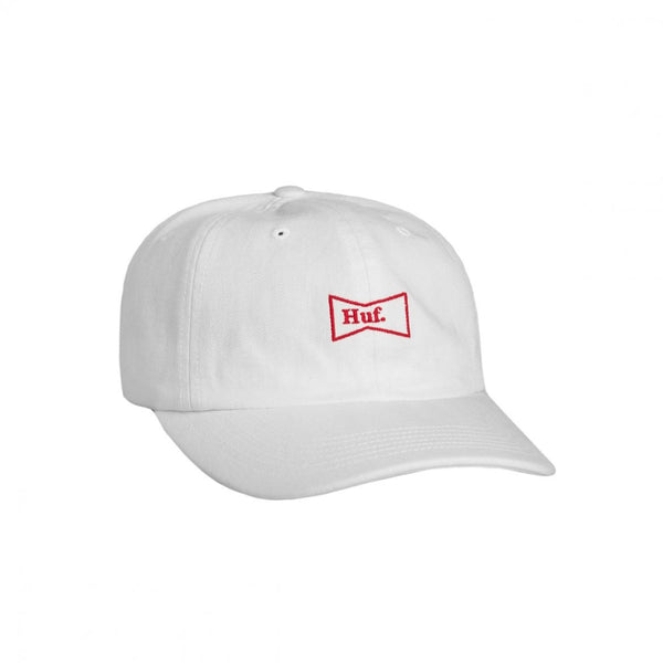 HUF - Drink Up 6 Panel Cap - White