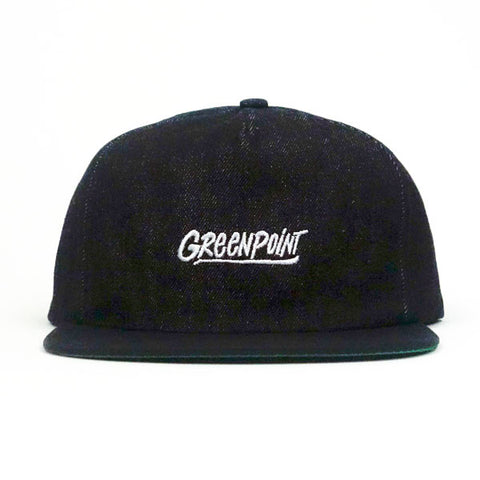 COA Brooklyn - Greenpoint 5 Panel Hat - Black