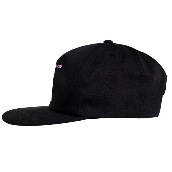 Psychic Hearts - Sad and Young Snapback - Black