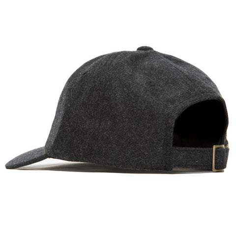 Stussy - Stock Wool Low Pro Cap - Black