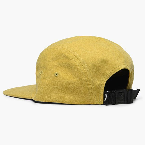 Stussy - Washed Oxford Canvas Camp Cap - Mustard
