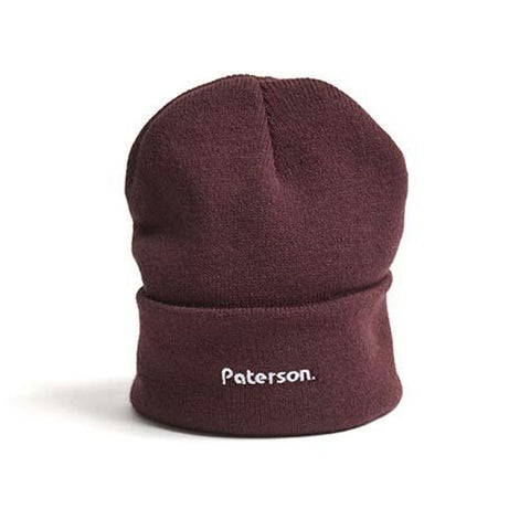 Paterson - Winter League Beanie - Burgundy