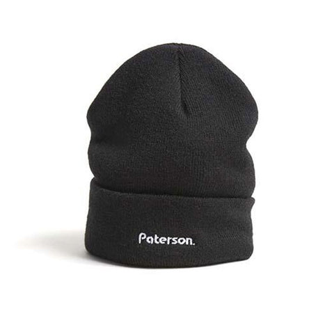 Paterson - Winter League Beanie - Black