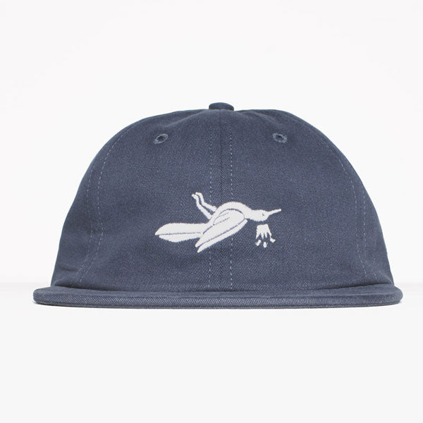 By Parra - Fallen 6 Panel Hat - Navy Blue