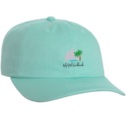 HUF - Smokers Lounge Valet Hat - Mint ... 127d26cd7c01