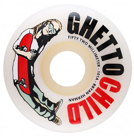 Ghetto Child - Herman OG Logo 101a - 52mm