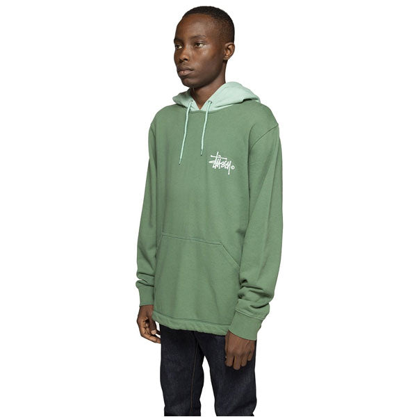 Stussy - Two Tone Hood - Green
