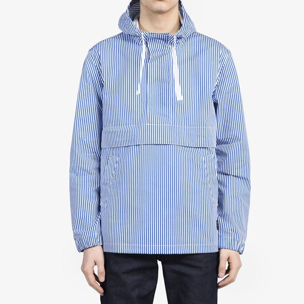Levi's Skateboarding - Skate Anorak Jacket - Printed True Blue