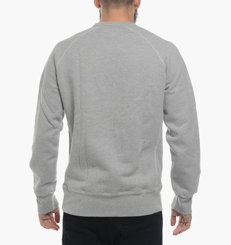 Levi's Skateboarding - Crewneck Sweatshirt - Heather Grey