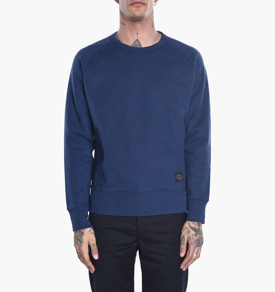 Levi's Skateboarding - Crewneck Sweatshirt - Dress Blues