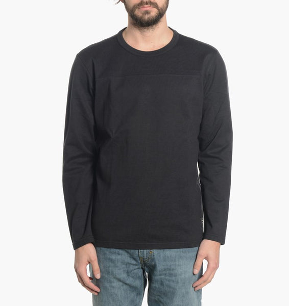 Levi's Skateboarding - L/S Football Shirt - Black