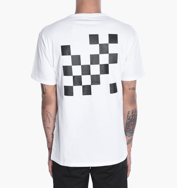 Levi's Skateboarding - Graphic S/S Tee - Gothic Checkers White