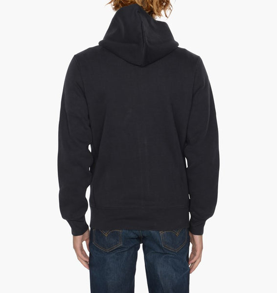 Levi's Skateboarding - Full Zip Hoodie - Jet Black