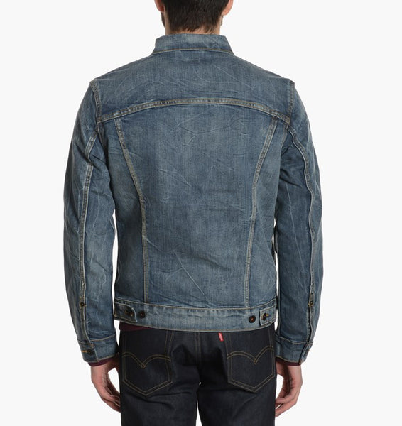 Levi's Skateboarding - Trucker Jacket - Denim/Battery