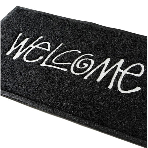 Stussy - PVC Welcome Mat - Black