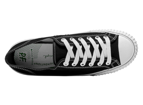 PF Flyers - Center Lo - Black/White