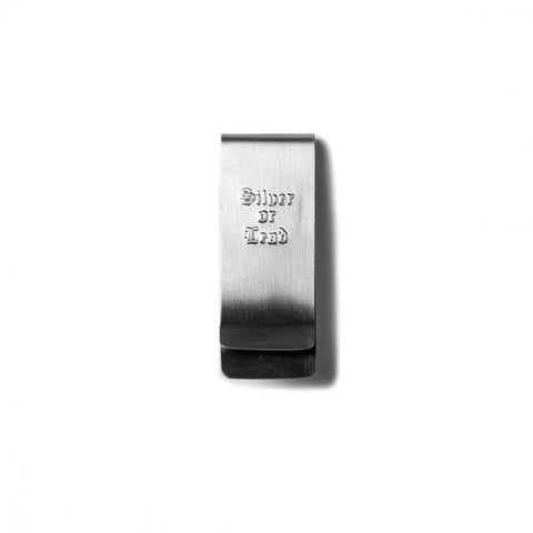 HUF - Money Clip - Silver