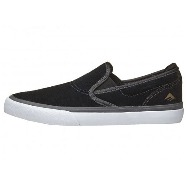 Emerica - Wino G6 Slip-On Jon Dickson - Black/Grey/White