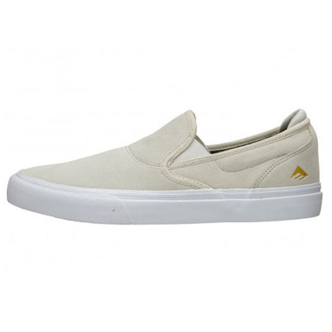 Emerica - Wino G6 Slip-On Collin Provost - White/White