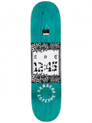 Numbers Edition - Mariano Edition Three Deck - 8.125""