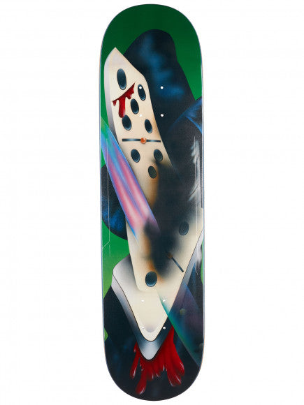 Numbers Edition - Teixeira Edition Three Deck - 8""