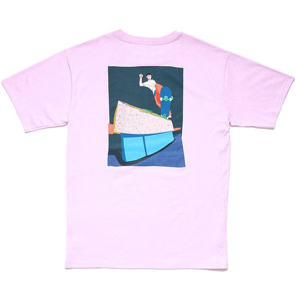 Paterson - Puleo Cut Out T-Shirt - Pink